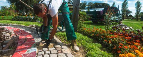Garten- und Lanschaftsbau